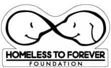 Homeless To Forever Foundation Logo ADI 222W